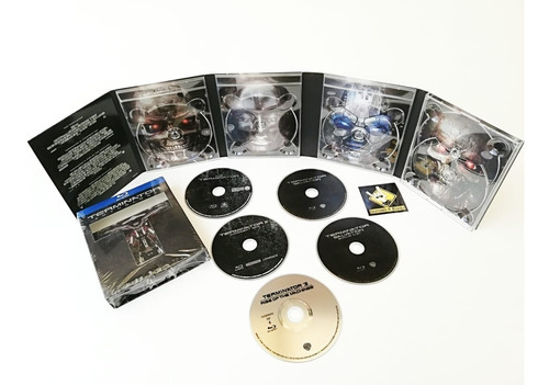 terminator anthology