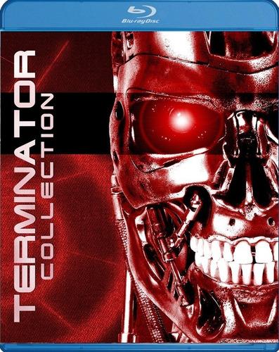 terminator x6 dark fate bluray coleccion latino