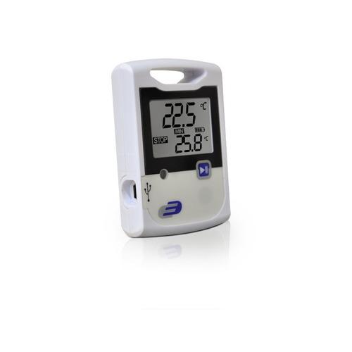 termômetro alemão com data logger log10 -30+60ºc incoterm