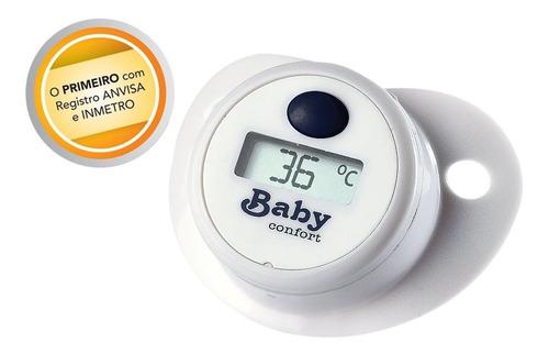 termômetro chupeta digital incoterm