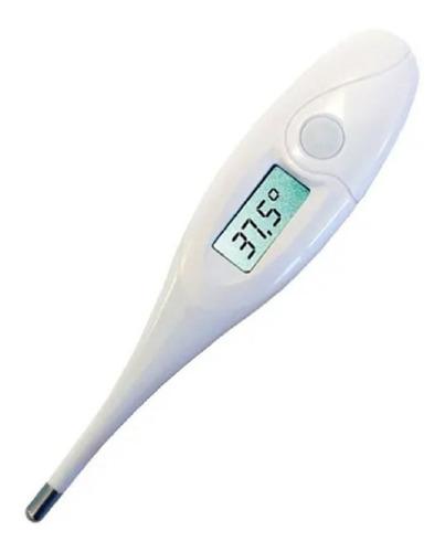 termômetro clínico digital branco med flex incoterm