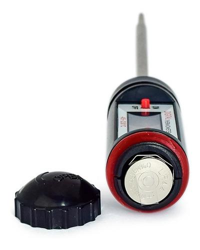 termômetro culinário digital -45+230:0,1c 78 x 24mm incoterm