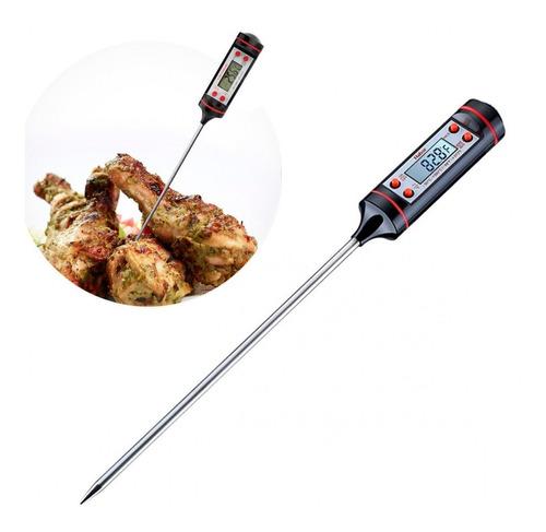 termômetro culinário digital multi- função prana