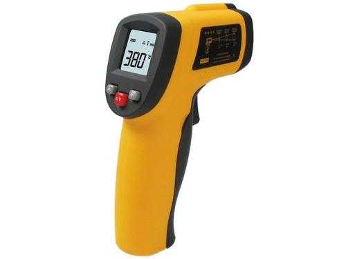 termômetro culinário laser digital infravermelho -50º à 420º