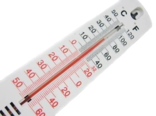 Term metro de parede para ambiente m rcurio temperatura r 4 90 em mercado livre - Termometro de pared ...