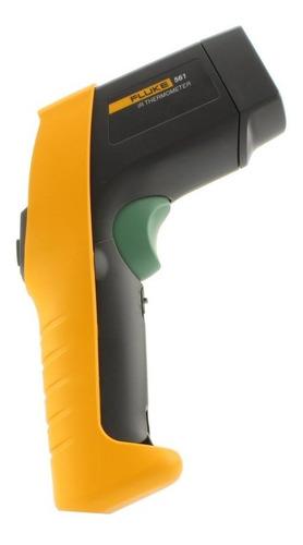 termômetro digital hvac infravermelho e de contato fluke 561