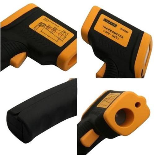 termômetro digital infravermelho (-50ºc a 380ºc)