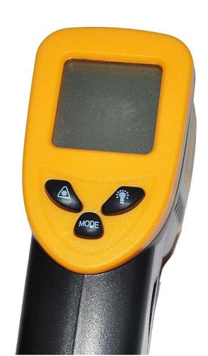 termômetro digital infravermelho
