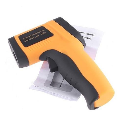 termômetro digital infravermelho c mira laser - pode retirar