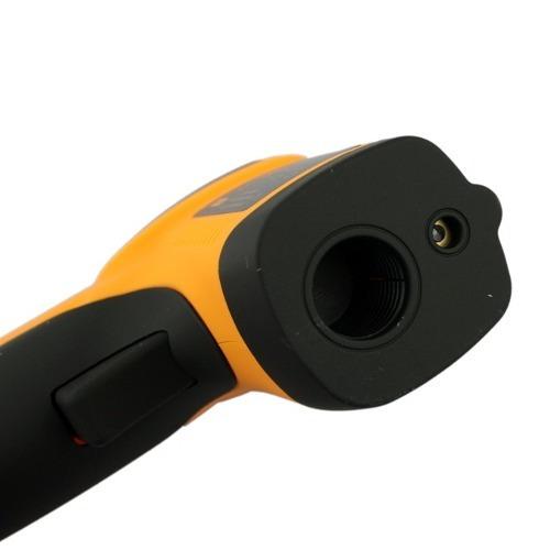 termômetro digital infravermelho com mira laser -32º a 380ºc