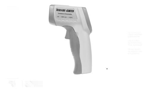 termômetro infravermelho modelo: ht-550 hikari