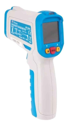termômetro infravermelho mt-350 minipa