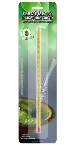 termômetro para chimarrão e liquidos -10+150 graus incoterm