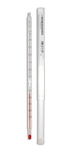 termômetro químico liquido vermelho -10+110: incoterm 5021
