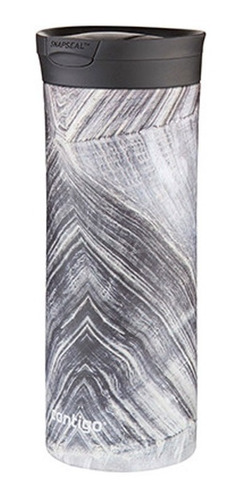 termo 20 oz acero inox autoseal couture marmol negro contigo