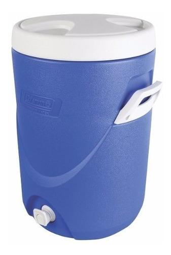 termo 5 galones azul con grifo 18.9 litro 3000000735 coleman