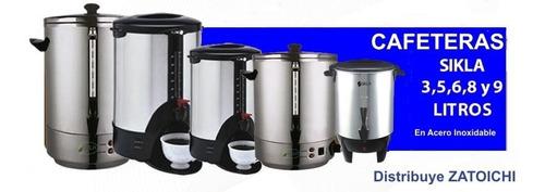 termo acero inoxidable eléctrico - 3 l - dispenser cafetera