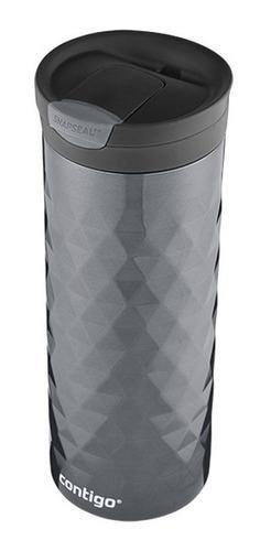 termo acero inoxidable kenton snapseal gris 591 ml contigo