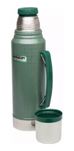 termo acero inoxidable stanley classic 1 litro original