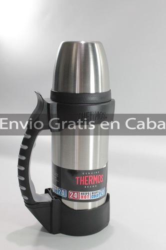 termo acero inoxidable thermos 1 litro frio tipo stanley