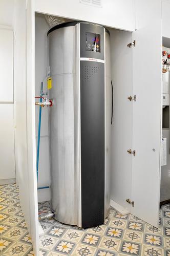 termo agua caliente bomba de calor  300 lts. kaltemp