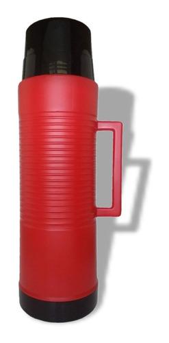 termo cafetero 1 litro lumilagro tapon matero cafe caja 6un
