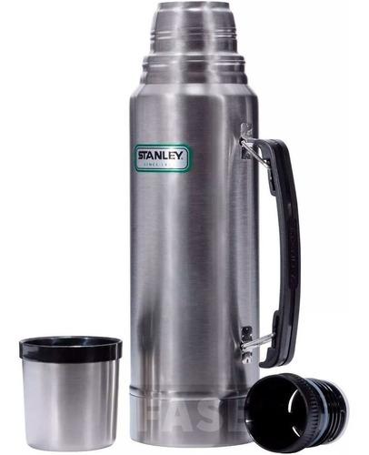termo classic stanley 1 litro original cebador 12 18 cuotas