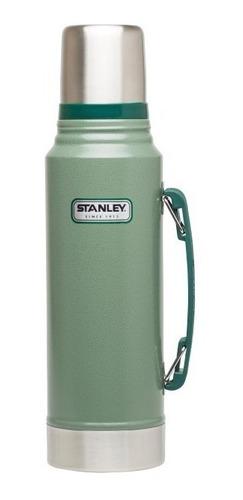 termo classic stanley 1l verde original