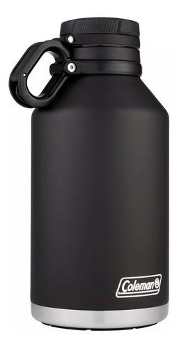termo coleman acero inox 1,9lts growler 76hs frio 41hs calor