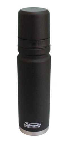 termo coleman acero inoxidable matero 700 ml. negro