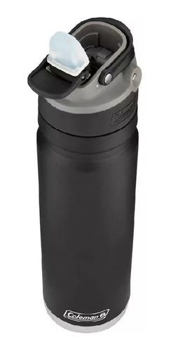 termo coleman  o botella térmica 0,7l switch verde o negro