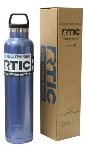 termo / cooler rtic pacific con tapa, 26oz