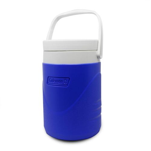 termo de 1 galon poly lite azul coleman 5696-718g