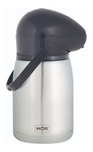 termo de acero inoxidable bomba 1.30 litros cafetero