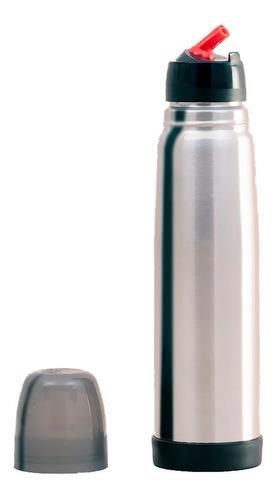 termo de acero inoxidable original lumilagro con pico matero
