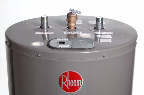termo eléctrico 303 litros rheem de pie 220 v