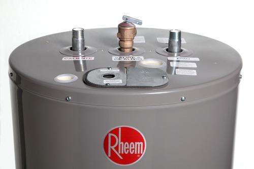 termo eléctrico rheem 303 litros piso 220v 3.200w everkleen