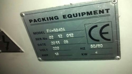 termo empacadora
