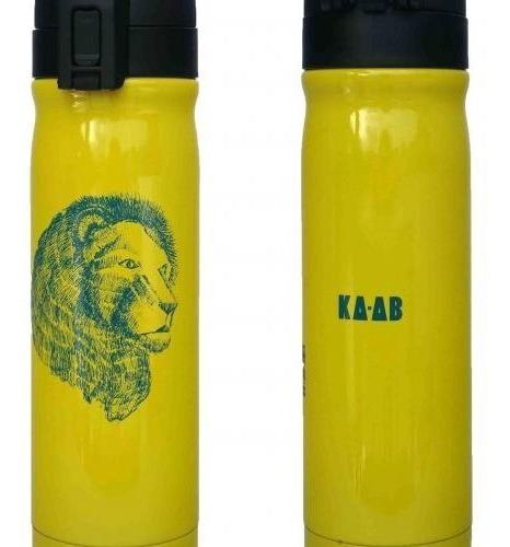 termo en acero inoxidable marca ka-ab modelo leon 500ml