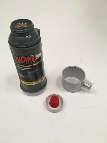 termo frío / caliente marca thermos 470cc tapa a rosca