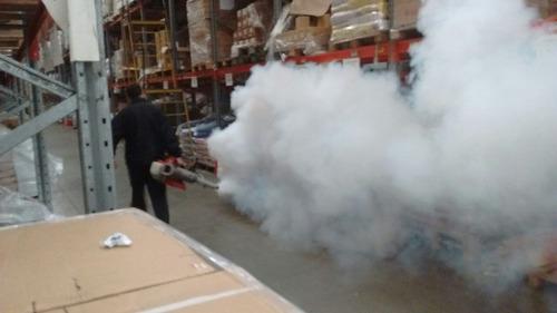 termo-fumigación (fumigación a base de humo) caba y bs as