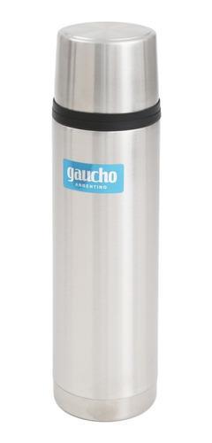 termo gaucho argentino 1 litro frio calor cebador