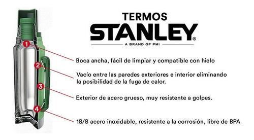 termo growler stanley azul 1.9 litros 10-01941-002 pintumm