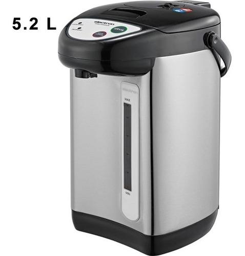 termo hervidor eléctrico 5.2litro bomba dsucción dispensador