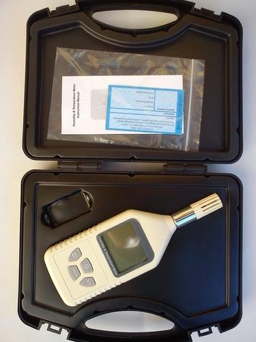 termo higrometro digital profesional