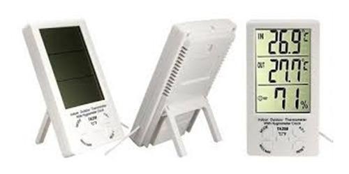 termo higrometro digital profissional ta298 com medidor de t