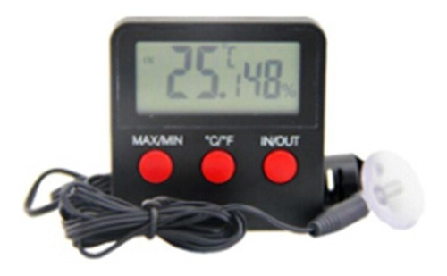 termo higrometro externo e interno freezer geladeira umidade