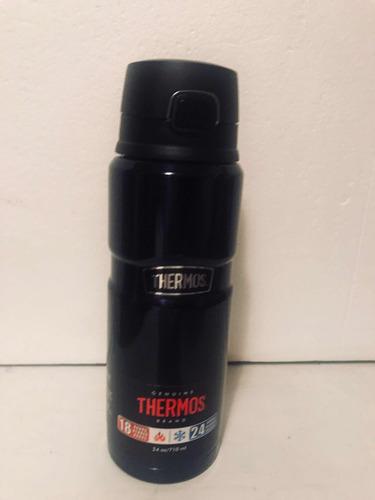 termo importado!autentico thermos 24oz!18hr bebida caliente!