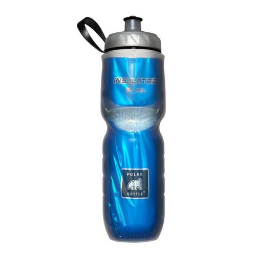 termo insulado de 24 onz polar bottle-azul