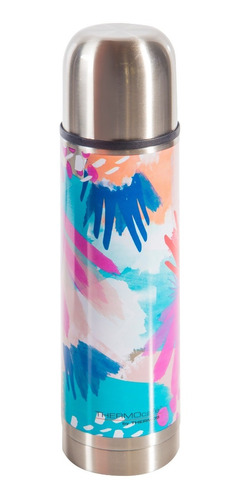 termo líquido lifestyle flower  500 ml - thermos
